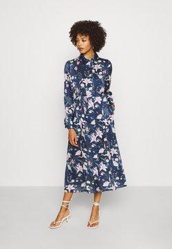 Cream - MARGOT DRESS - Sukienka koszulowa - blue