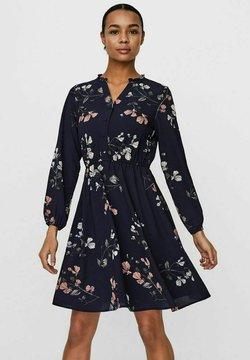 Vero Moda - Vestido camisero - navy blazer