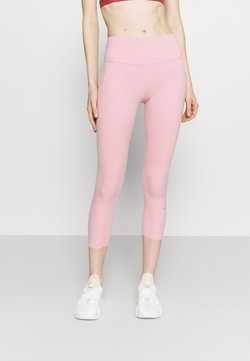 Nike Performance - EPIC CROP - Medias - pink glaze/reflective silver