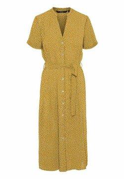 Vero Moda - VMSAGA  - Skjortklänning - harvest gold