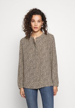Modström - EMILY PRINT SHIRT - Camicia - light brown