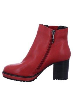 Tizian - MAURITIUS - Ankle Boot - rot-kombi