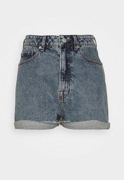 Ivy Copenhagen - ANGIE WASH BRIGHTON - Shorts di jeans - denim blue