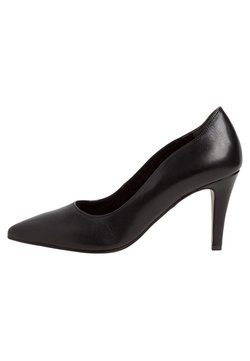 Tamaris - High Heel Pumps - black leather