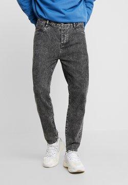 YOURTURN - Slim fit jeans - black denim