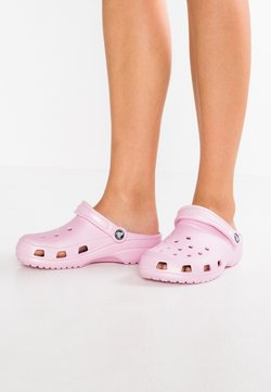 Crocs - CLASSIC - Chaussons - ballerina pink