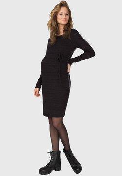 Supermom - Korte jurk - black