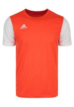 adidas Performance - ESTRO 19 - T-Shirt print - solar orange