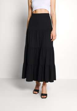 ONLY - ONLMAY LIFE SKIRT - Jupe longue - black