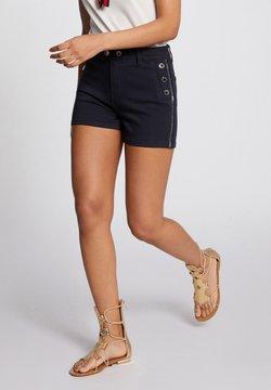 Morgan - Jeans Shorts - dark blue