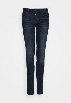 G-Star - 3301 DECONST MID SKINNY WMN - Jeans Skinny Fit - dark aged