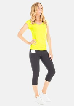 Winshape - T-Shirt print - neon gelb