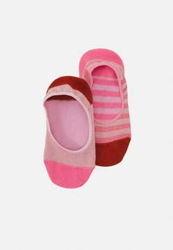 Hysteria by Happy Socks - CLAUDIA 2 PACK - Socken - pink