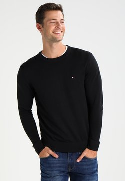Tommy Hilfiger - C-NECK - Strickpullover - sky captain