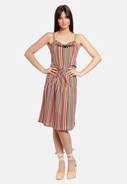 Vive Maria - VIVA MEXICO  - Jerseykleid - mehrfarbig