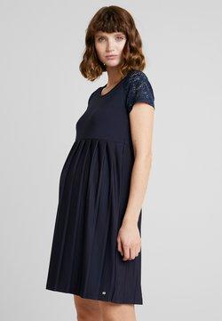Esprit Maternity - DRESS MIX - Robe d'été - night blue