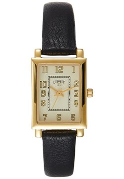 Limit - LADIES STRAP WATCH MATT DIAL - Montre - black
