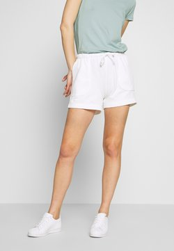 Marc O'Polo - ATTACHED POCKETS - Shorts - dove white