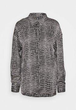 Vero Moda Tall - VMCALA SHIRT  - Overhemdblouse - black