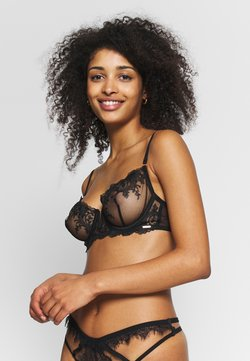 BlueBella - MARSEILLE BRA - Beugel BH - black