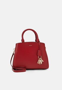 DKNY - SATCHEL - Handtasche - bright red