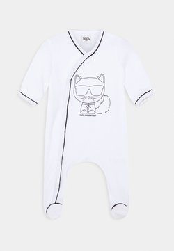 KARL LAGERFELD - UNISEX SET - Pyjama - white