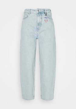 Scotch & Soda - HIGH RISE BALLOON CRYSTALIZED IN TIME - Relaxed fit jeans - light-blue denim