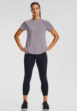 Under Armour - T-Shirt basic - slate purple