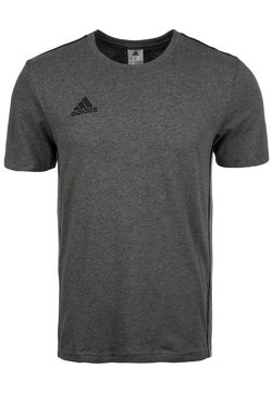 adidas Performance - CORE 18 - Printtipaita - dark grey