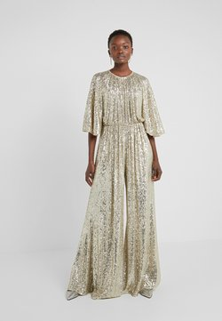 Pinko - AQUARIUS TUTA FULL PAILLETTES STRETCH - Combinaison - gold