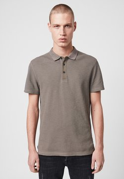 AllSaints - MUSE - Poloshirt - grey