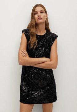 Mango - PADY-I - Cocktailkleid/festliches Kleid - schwarz