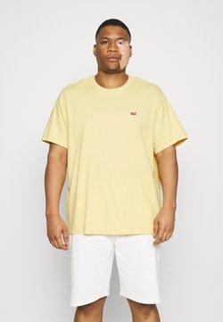 Levi's® Plus - BIG ORIGINAL - T-shirt - bas - dusky citron