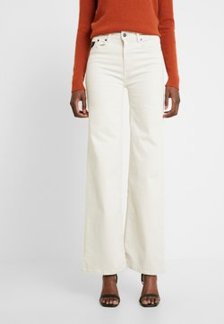 LOIS Jeans - PALAZZO - Jeans a zampa - turtledove