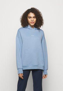 Holzweiler - REGULAR HOODIE - Sweatshirt - blue