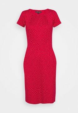 King Louie - MONA DRESS - Sukienka z dżerseju - chilli red