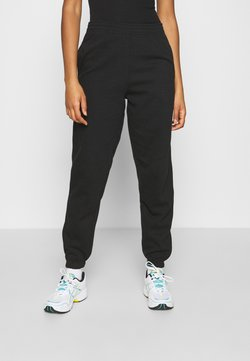 New Look - CUFFED - Jogginghose - black