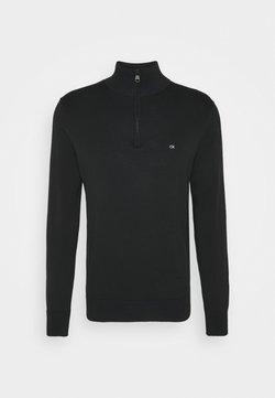 Calvin Klein - Stickad tröja - black