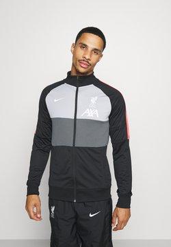 Nike Performance - LIVERPOOL FC - Vereinsmannschaften - black/dark grey/wolf grey/white