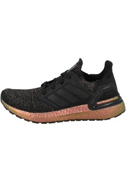 adidas Performance - ULTRABOOST - Laufschuh Neutral - core black-signal pink-coral
