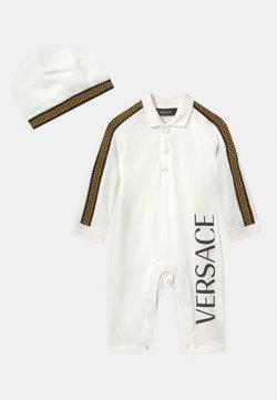 Versace - REGALO SET UNISEX - Bonnet - bianco lana
