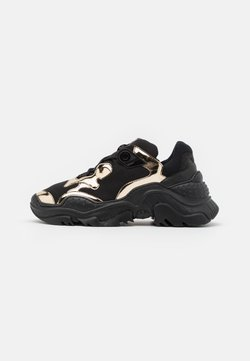 N°21 - BILLY - Sneaker low - black/gold