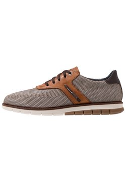 Salamander - MATHEUS - Sneaker low - beige/cognac