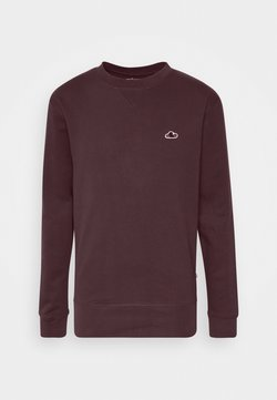 The GoodPeople - LIAM - Sweater - bordeaux