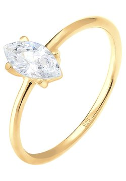 Elli - MARQUISE - Ring - gold-coloured