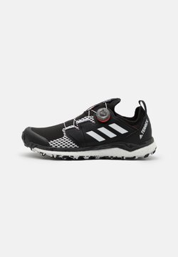 adidas Performance - TERREX AGRAVIC BOA - Zapatillas de trail running - core black/crystal white/solar red