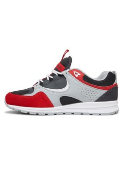 DC Shoes - KALIS LITE - Sneakers laag - grey/red