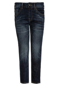 Petrol Industries - SULLIVAN - Slim fit jeans - medium indigo