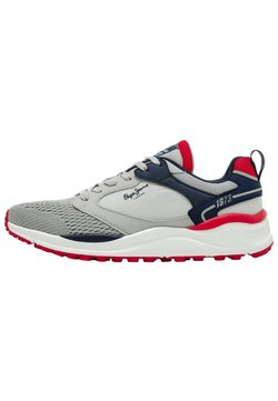 Pepe Jeans - TRAIL LIGHT - Sneakers - light grey