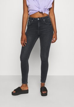 Gina Tricot - HEDDA ORIGINAL - Jeans Skinny Fit - off-black